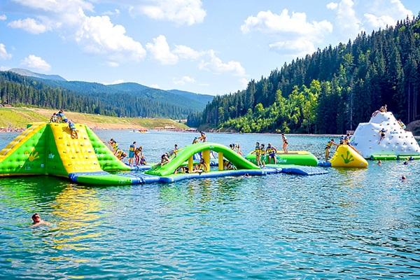Озеро Молодості Буковель