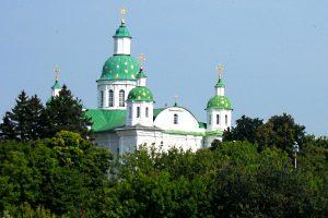 mgarski-monastyr на Полтавщині
