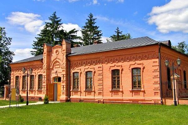 Музей археології, Батурин