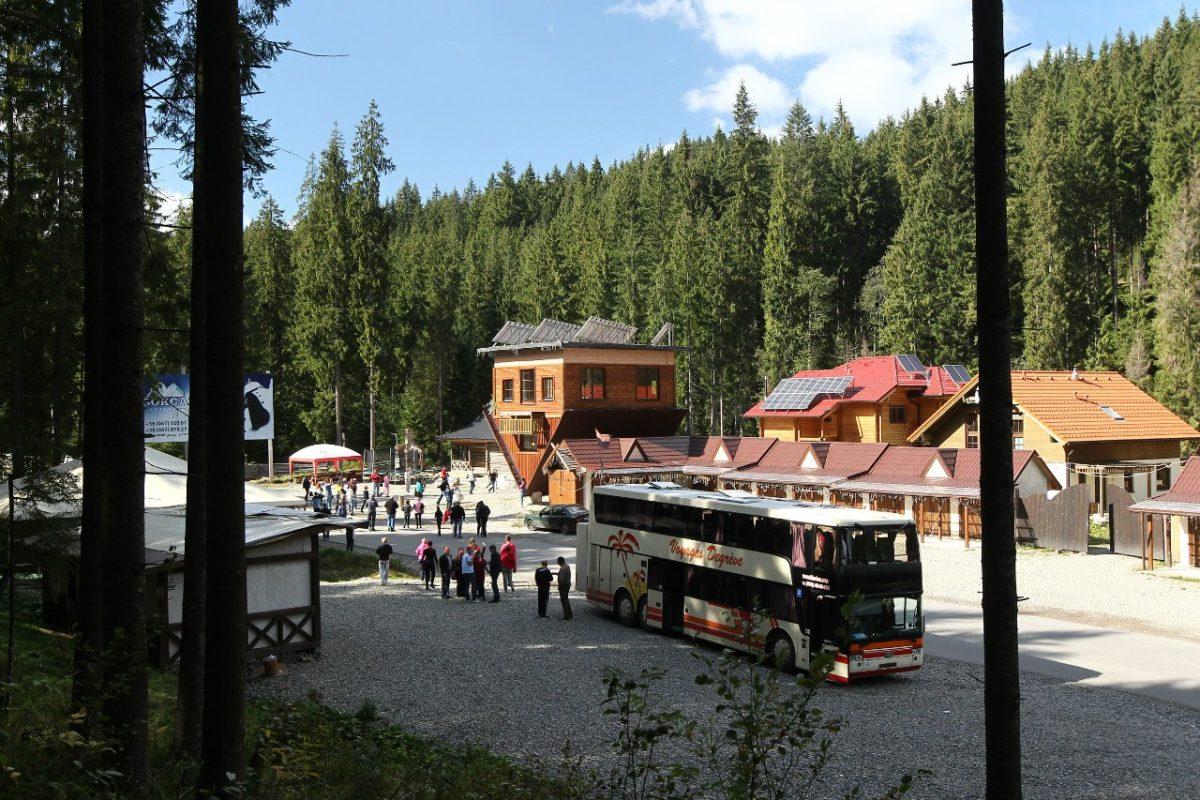 Экскурсионный тур в Карпаты с Киева-2