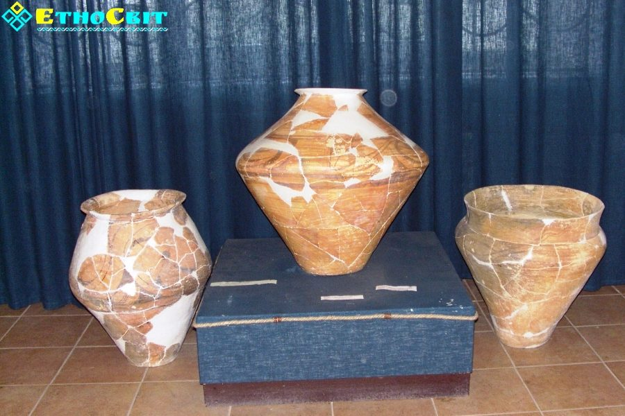 Трипільська культура - Легедзино