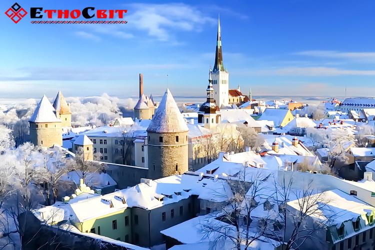 Новогодняя экскурсия в Таллин