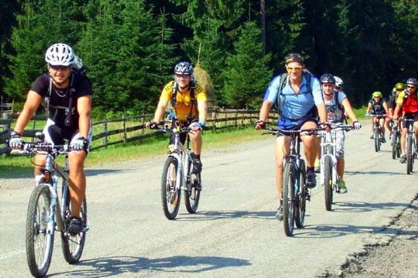 Туры в Карпаты на велосипеде! 9