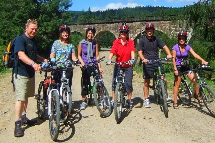 Туры в Карпаты на велосипеде! 10