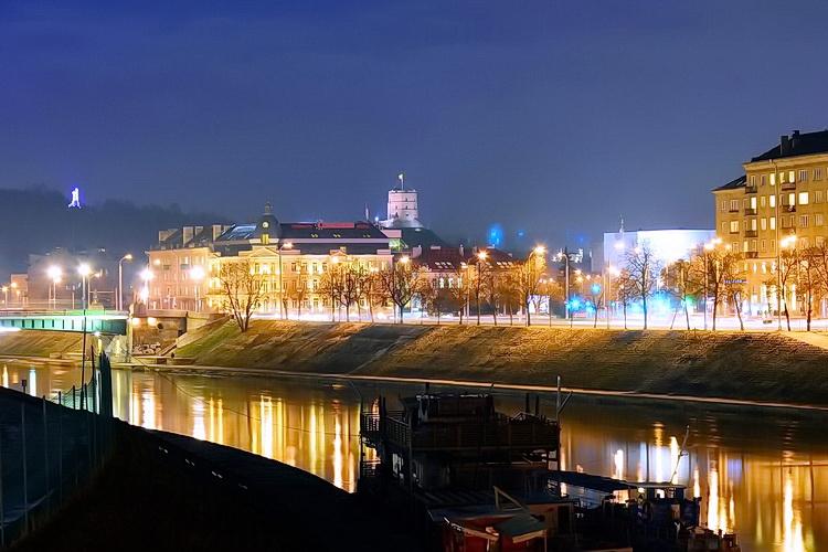 Новогодняя экскурсия по Вильнюсу