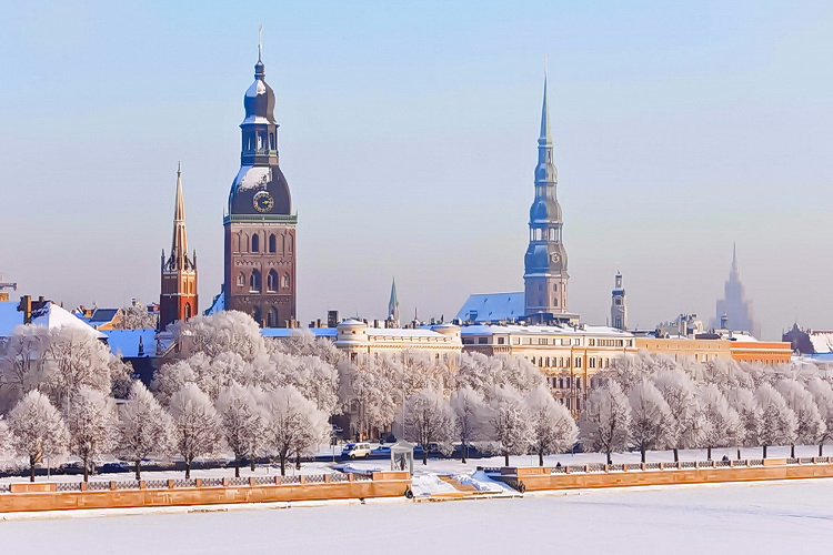Новогодний тур в Прибалтику