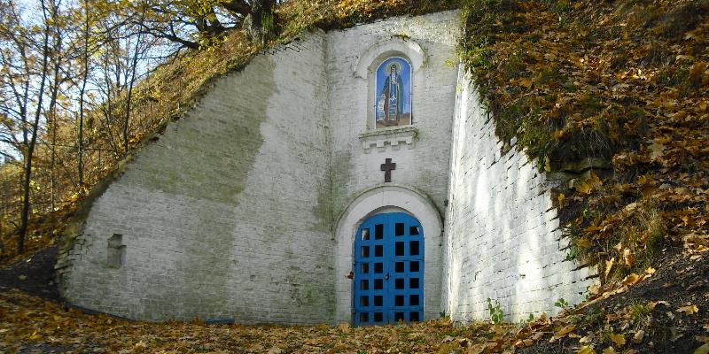 Антонієві печери в Чернігові