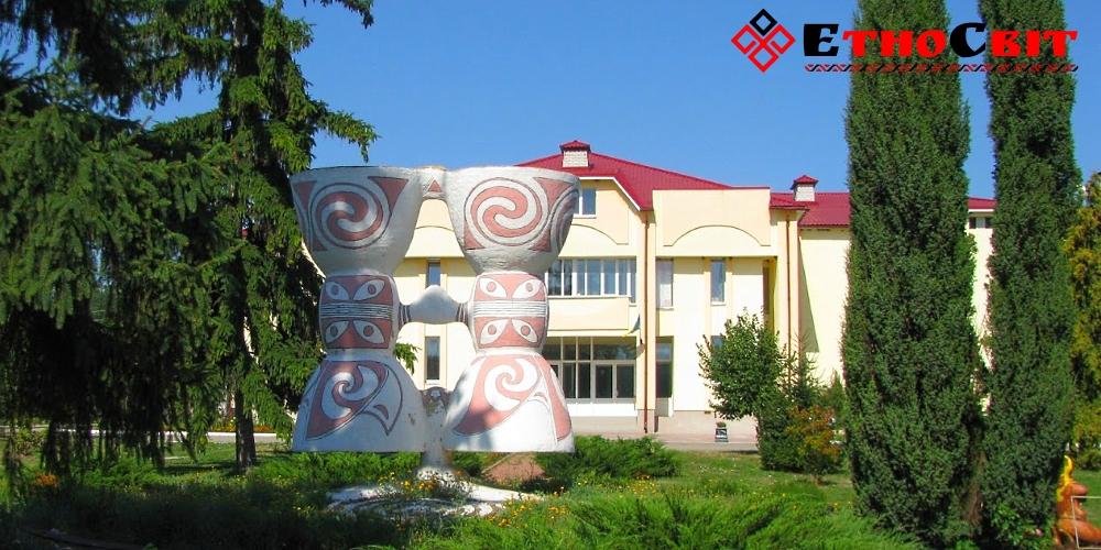 Трипольский парк Ржищев