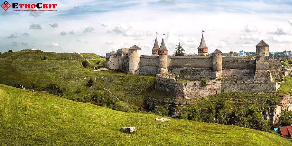 Старый Замок - Каменец-Подольский
