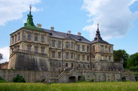 Підгоре́цький за́мок