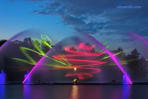 Вінниця фонтани