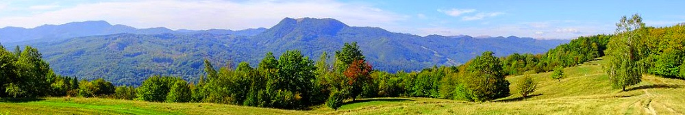 zakarpatie-panorama закарпатье