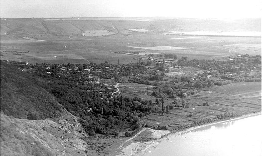 Бакота к затоплению - 50-е годы