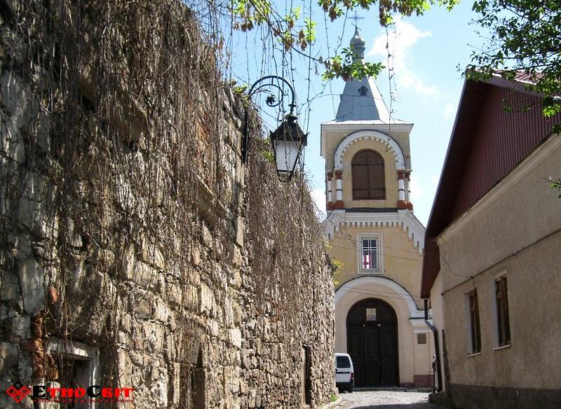 Николаевская церковь. Каменец