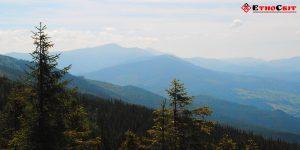 Панорама Карпат. Тури в Закарпаття тури по закарпаттю