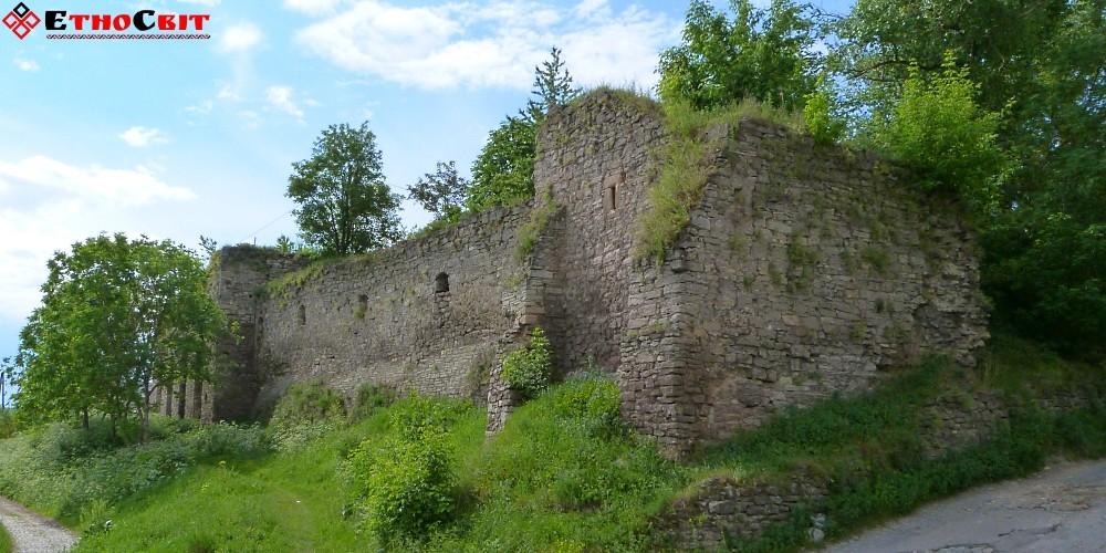Турецкий бастион - Старая крепость. Каменец-Подольский.