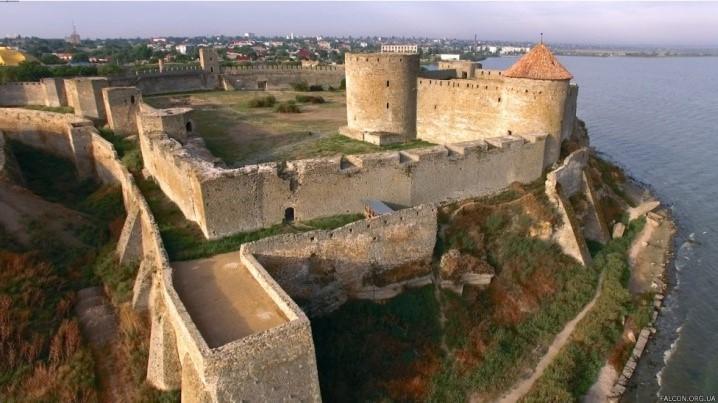 Белгород-Днистровськa крепость (Одещинa)