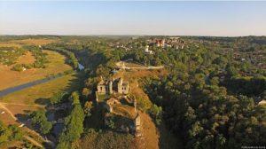 Скала-Подольский замок (Тернопольщинa)