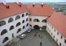 Замок-Паланок-Мукачево