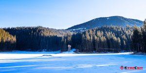 Тур на Новый год - Синевир зима