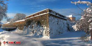 Ужгородский замок Новый год