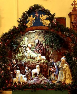 Рождество в Карпатах