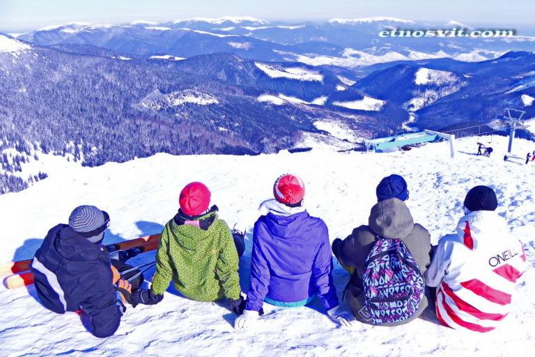 ЛИЖНИЙ ТУР НА ДРАГОБРАТ З ОДЕСИ / Лыжный тур на Драгобрат с Одессы