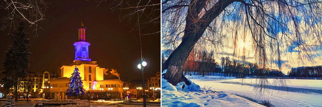 Виїзд в Івано-Франківськ – столицю Прикарпаття