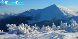 Зимовий відпочинок у Карпатах