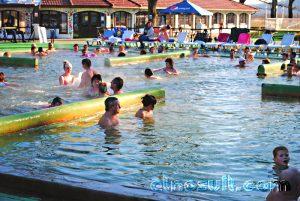 Термальные воды Закарпатье Косино-термальний-басейн