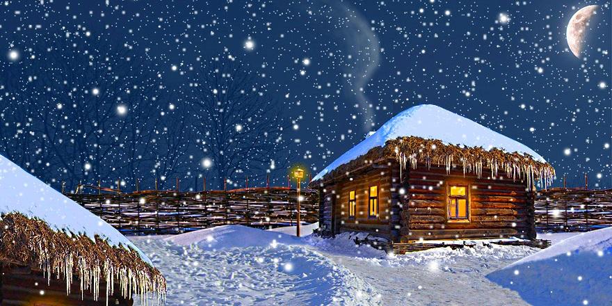 Різдво на Полтавщині
