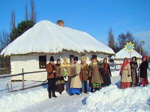 Рождество в Диканьке - Вертеп