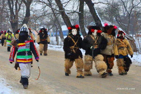 Маланка-фест у Вашковцах