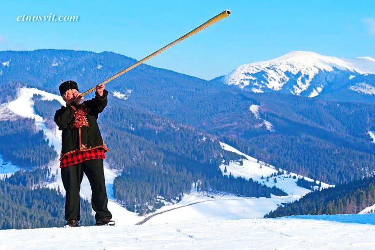 Різдвяний тур в Карпати