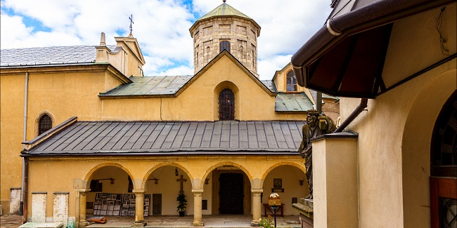 Армянский кафедральный собор цікаве про львів