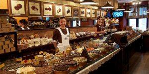 Львовская мастерская шоколада екскурсія до львова