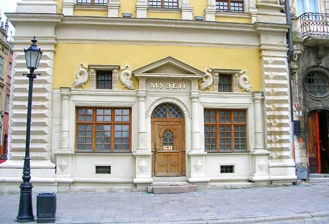 Музей Палаццо Бандинелли Львов екскурсія львів