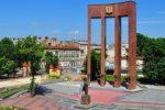 Пам'ятник Степану Бандері / що подивитися у Львові