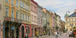 Площадь Рынок Львов автобусні тури львів