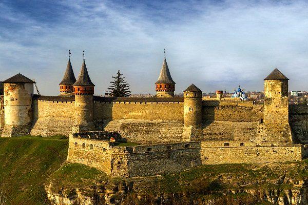 Каменец-Подольский Старый замок