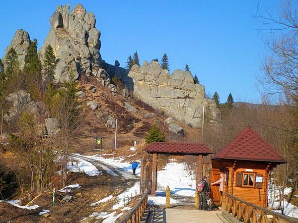 Картинки по запросу зимова казка карпат Урич-Тустань