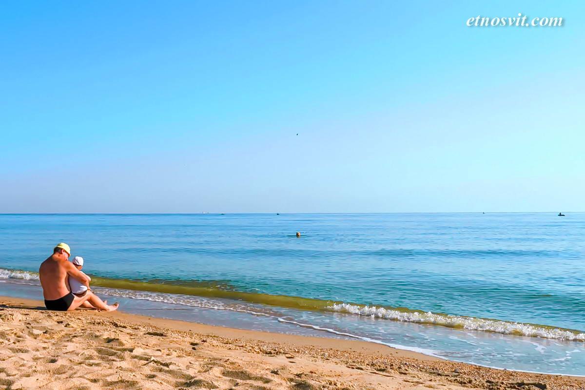 Відпочинок на Чорному морі | відпочинок в Скадовську / Пляжні тури в Україну з Білорусі