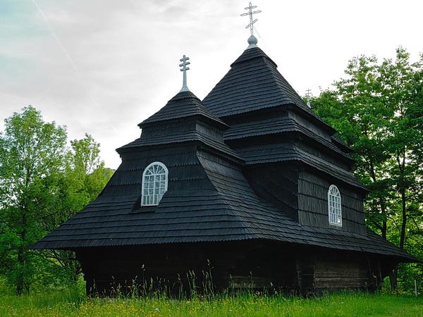 Ужок Михайлівська церква