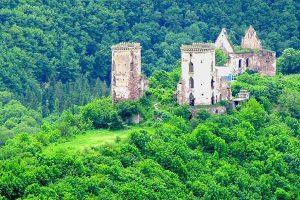 Тернополье, Нырков, замок