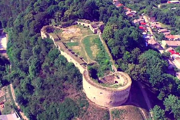 Фортеці і замки Поділля