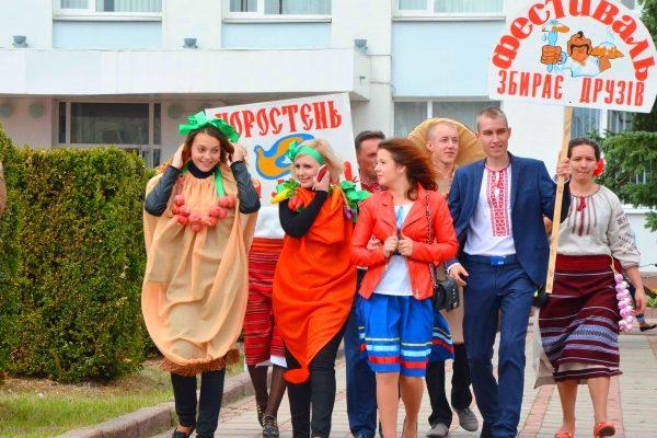 Коростень фестиваль дерунів