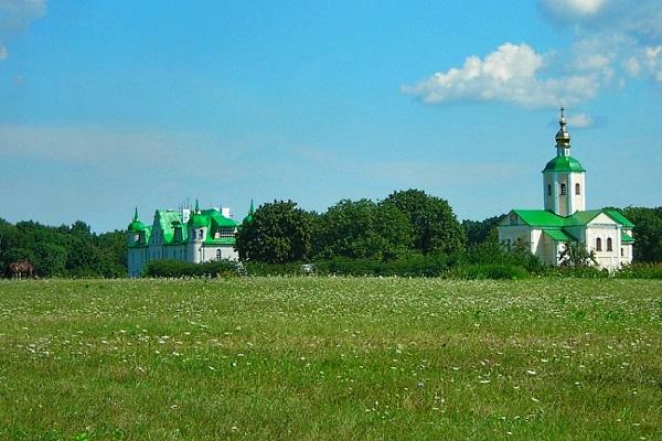 Мотронинський монастир - Холодний Яр