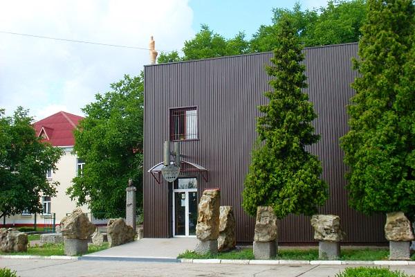 Київський обласний археологічний музей в Трипіллі