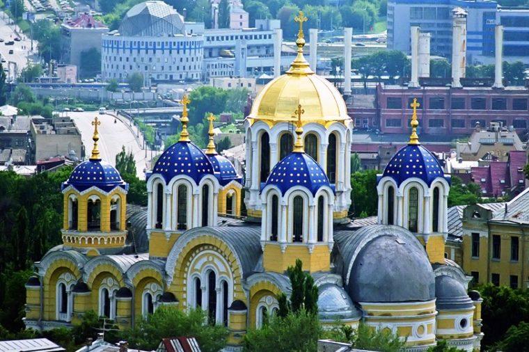 Оглядова екскурсія по Києву