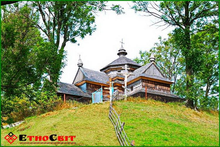 Струковская церковь / тур в Карпати